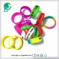 2015 new silicon vape band Mod vape band ring customized vape ring