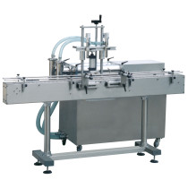 Double Heads Automatic Liquid Filling Machine