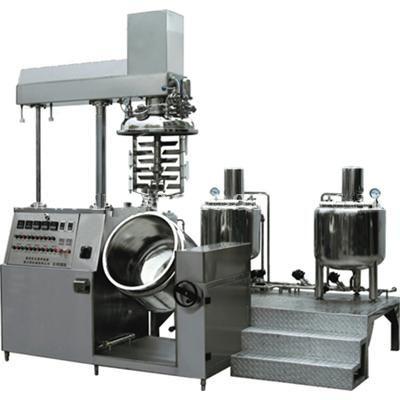 Máquina de vacío emulsionante