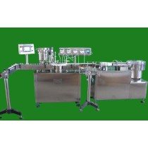 Perfume Peristaltic Pump Filling and Capping Machine