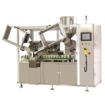 High Speed Tube Filling and Sealing Machine