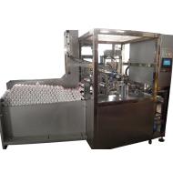 Silicona Sellador automático de llenado y de presión de tapa de la máquina