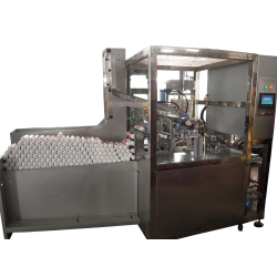 آلية ملء مانع التسرب سيليكون وكاب آلة الضغط