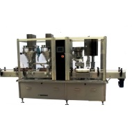Powder Filling and Capping Machine