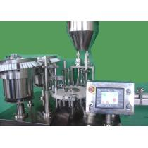Paint Filling & Plugging & Capping Machine