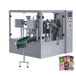Totalmente automático Bag-dado de la máquina de embalaje