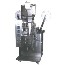 Automatic Tea-Bag Packaging Machinery con Tag Tema