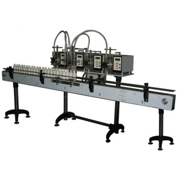 Digital Filling Machine-4 heads on line
