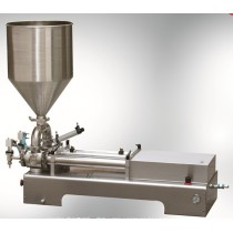 Double Heads Ointment Filling Machine