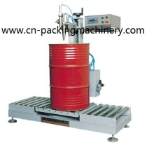 Weighing and quantitative filling machine