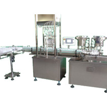 Itch Stop Lotion Filling and Capping Machine