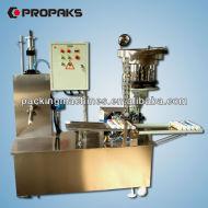 Bnsgz semi- auto de gel de silicio de llenado y tapado de la máquina
