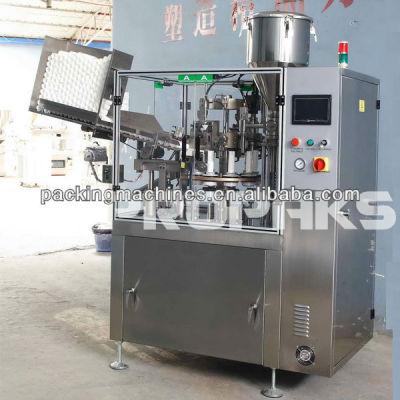 bns30b del tubo de llenado de la máquina