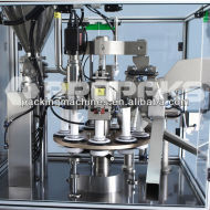bns30b de plástico del tubo de llenado y sellado de la máquina