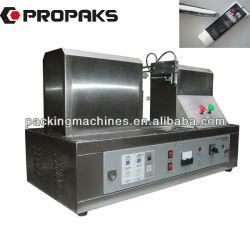 Bns-125 manual de tubo de la máquina de sellado