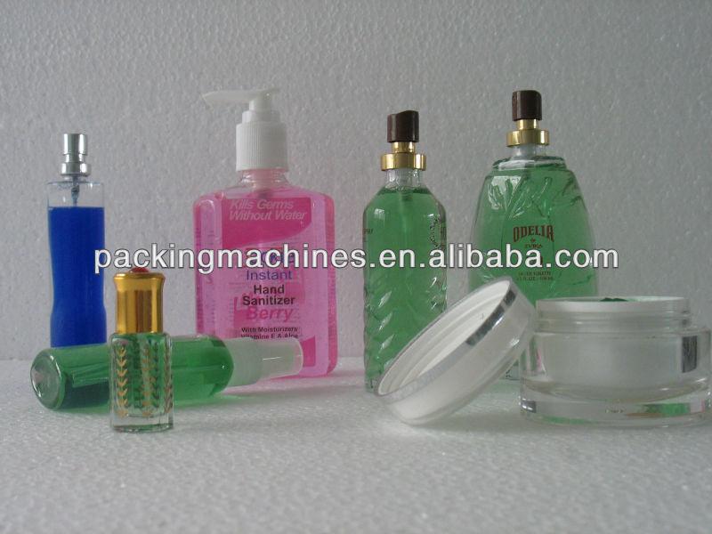 Bns-xsj20 el perfume de llenado y la máquina que prensa
