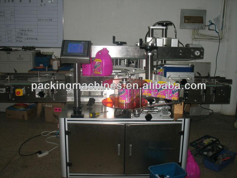 bnstbd02 doble de los lados de la máquina de etiquetado
