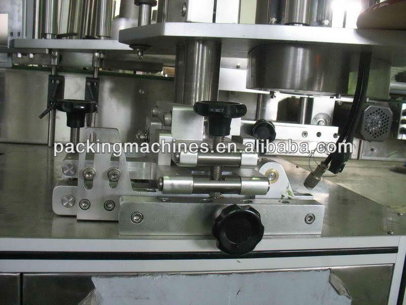 Ltt-100 manga del encogimiento de la máquina de la etiqueta