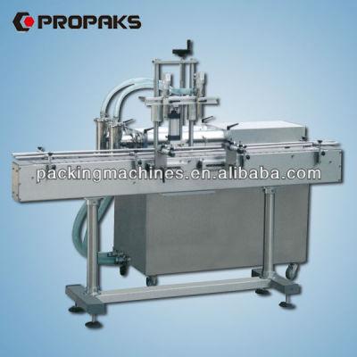 Doble bns-2t-1g cabezas de llenado automático de la máquina( líquido)