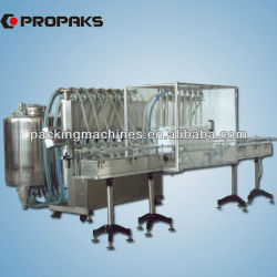 Bnsy8t-8g líquido de llenado automático de la máquina