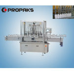BNS8 Automatic Liquid Filling Machine-servo motor