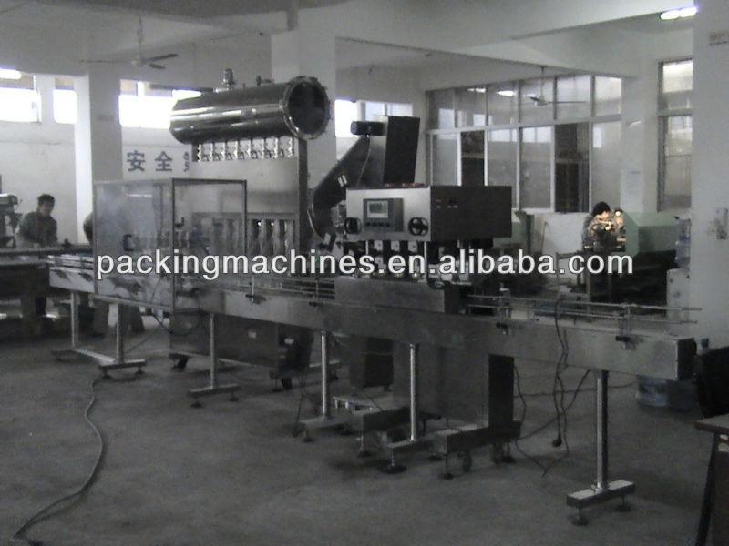 Bnsg8t-8g ocho cabezas botella de llenado automático de la máquina