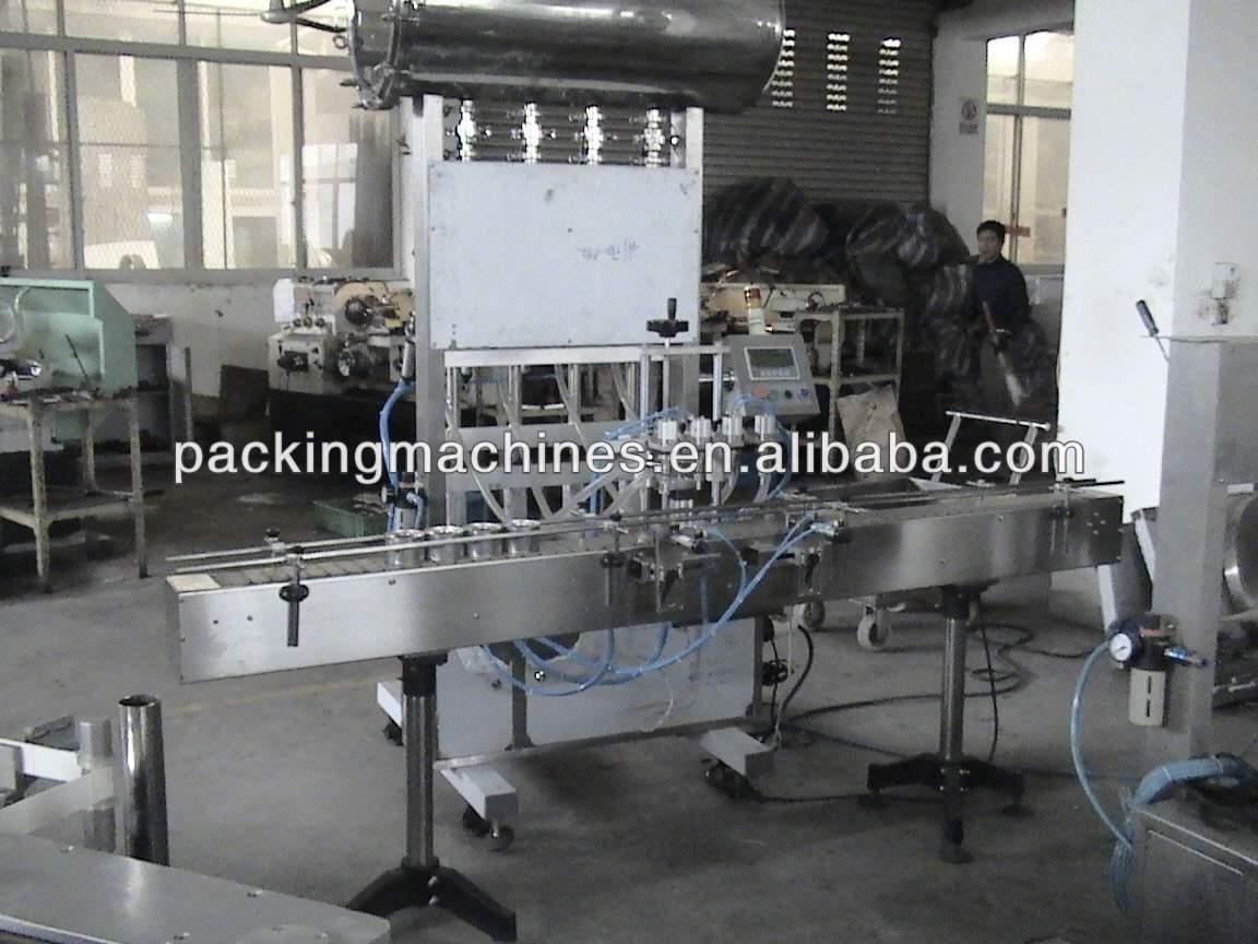 Bnsg4t-4g 4 cabezas de ungüento de llenado automático de la máquina