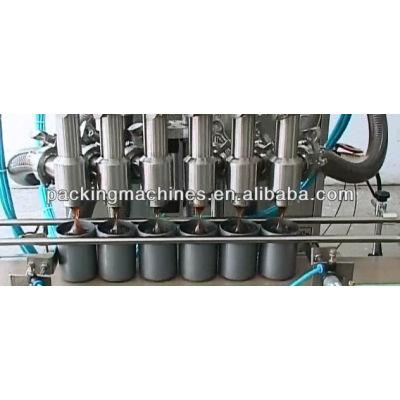 bnshy tubo de grasa de la máquina de llenado