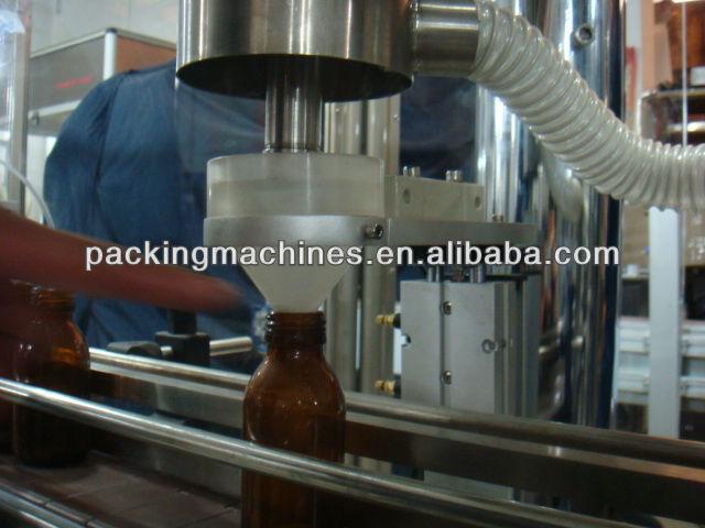 automática bnsf30 flling en polvo de la máquina