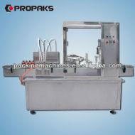 Bnsgx- 500 líquido de llenado y tapado de la máquina