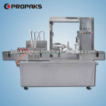 BNSGX-500 Liquid Filling and Capping Machine