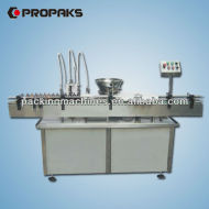 BNS-I Shampoo Filling & Capping Machine