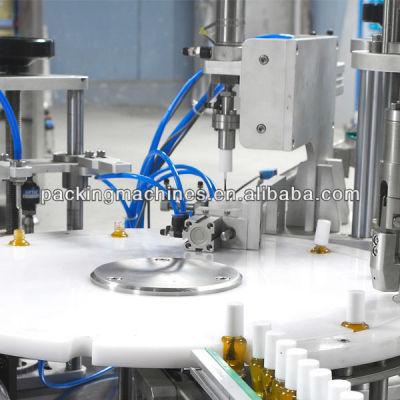Bns-nf30 esmalte de uñas de la máquina de llenado