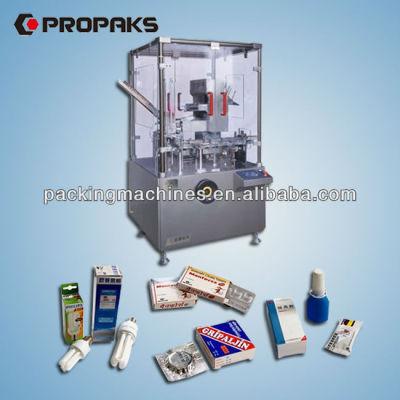 Bns-120 vertical de la ampolla de la máquina de encuadernación