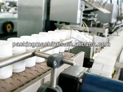 bns-120p زجاجة آلة الكرتوني العمودي