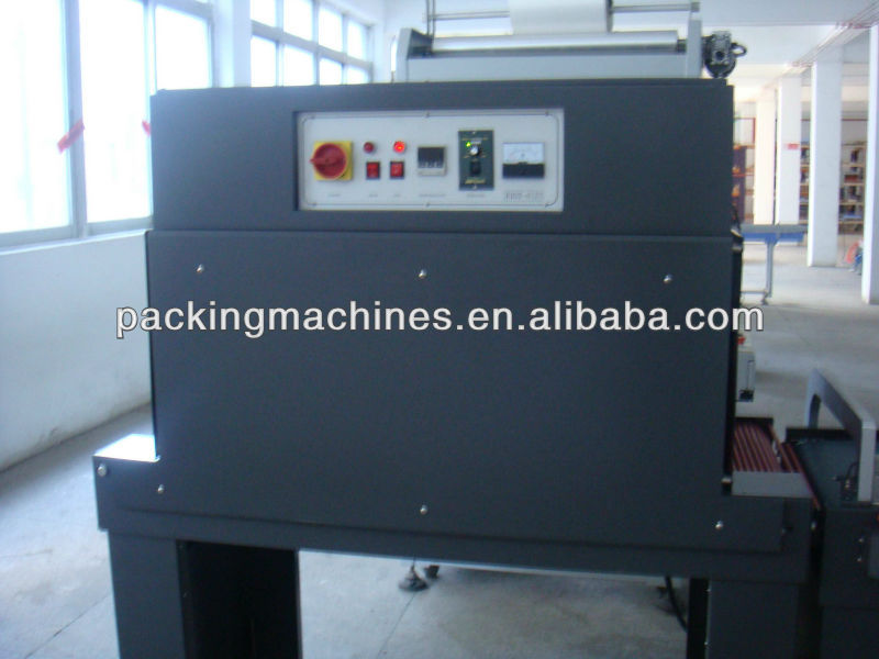 Pheumatic bns-6045 del encogimiento de la máquina de corte