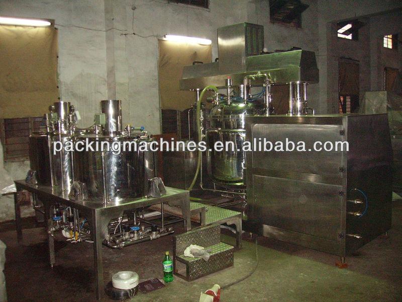Bnszrj- z máquina de vacío emulsionante