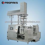 bnszrj vacío emulsionante de la máquina