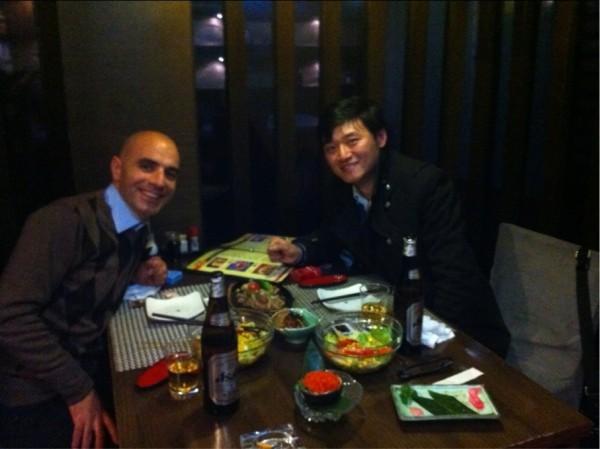 Agent de la Chine en Israël.