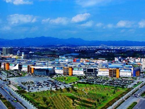 Etude de marché de Yiwu