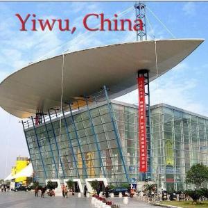 Yiwu marché, le plus grand marché de gros dans le monde!