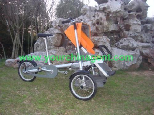 الكنغر الدراجة، بيبي عربة، الأم والطفل دورة