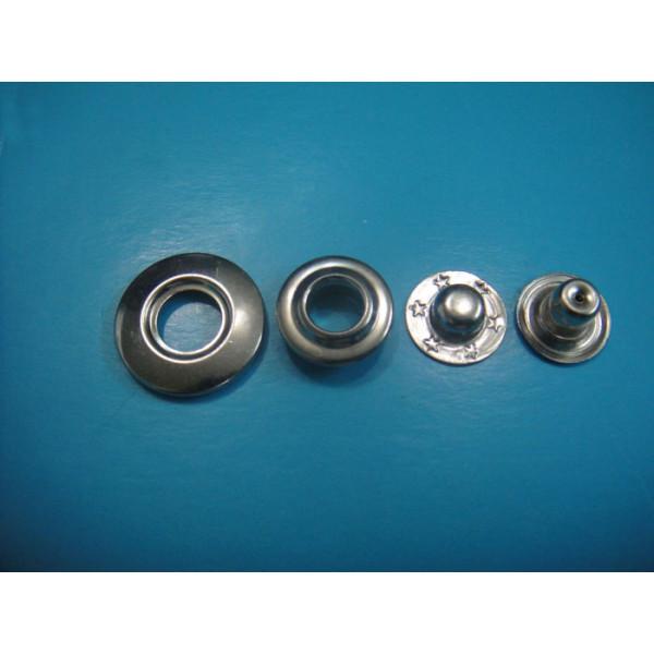 Metal Snap Button Metal Press Snap Button