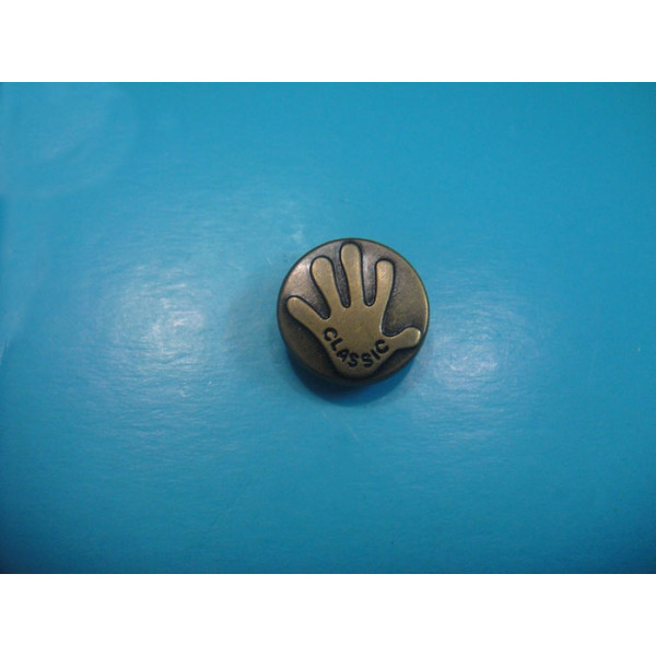 Brass Spring Snap Button Brass Press Snap Fastener