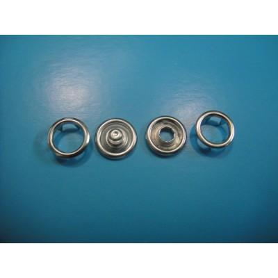 Ring Snap Button Prong Snap Button