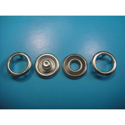 Ring Snap Button Prong Type Snap Button