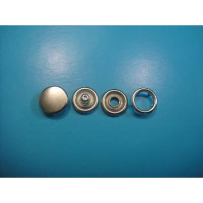 Cap Ring Snap Button Cap Prong Type Snap Button