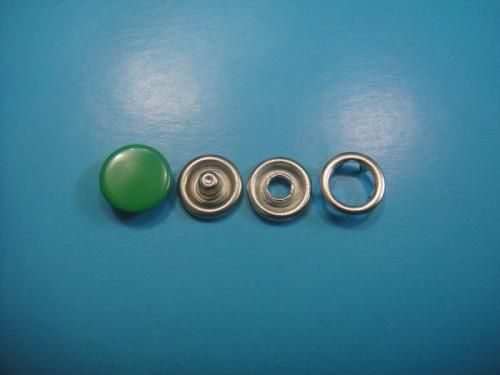 Paint Cap Ring Snap Button Paint  Cap Prong Type Snap Button