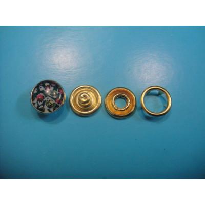 Print Design Pearl Snap Button Designer Pearl Snap Button