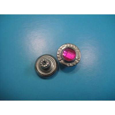 Decorative Button Stone Jeans Button Fashion Button